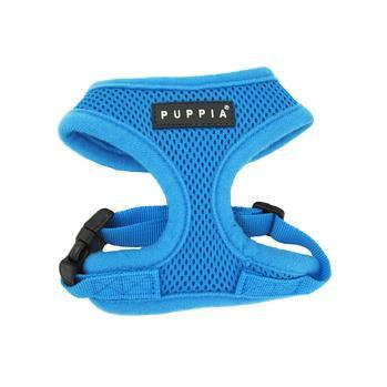 Basic Soft Harness by Puppia - Sky Blue-Puppia-High Society Canine