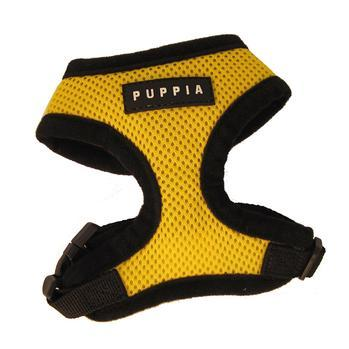 Basic Soft Harness by Puppia - Yellow-Puppia-High Society Canine