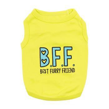 BFF Dog Tank by Parisian Pet-Parisian Pet-High Society Canine