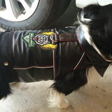 Biker Vest Dog Harness by Doggles - Wild Dawgs-Doggles-High Society Canine