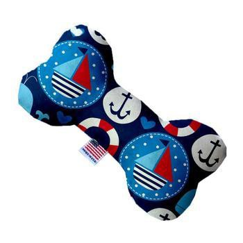 Bone Dog Toy - Anchors Away-Mirage-High Society Canine