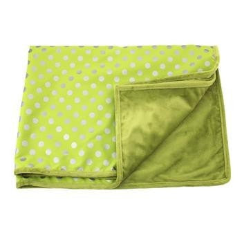 Chic Dog Blanket by Pinkaholic - Lime-Pinkaholic-High Society Canine