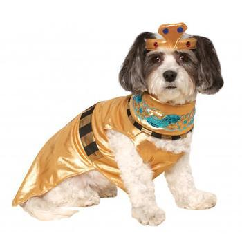 Cleopatra Halloween Dog Costume-Rubies Costumes-High Society Canine
