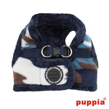 Corporal Dog Harness by Puppia - Blue