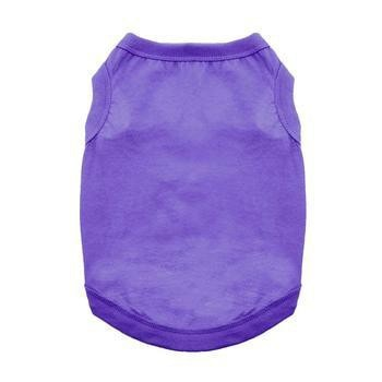 Cotton Dog Tank by Doggie Design - Ultra Violet-Doggie Design-High Society Canine