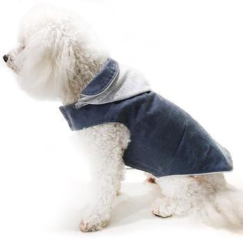 Daisy and Lucy Waxed Winter Dog Coat
