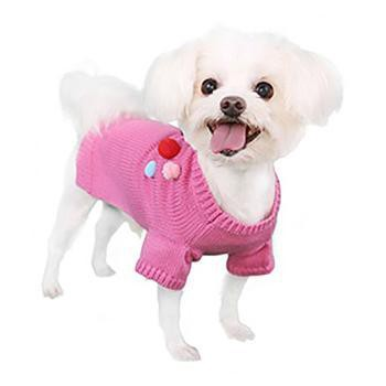 Dana Dog Sweater by Pooch Outfitters-Pooch Outfitters-High Society Canine