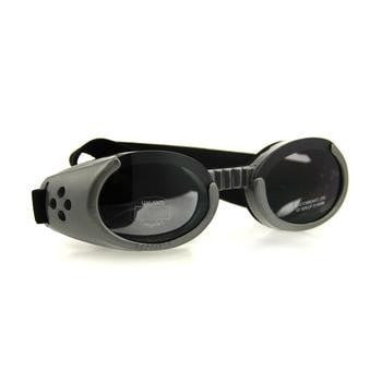 Doggles - ILS Gunmetal Gray Frame with Smoke Lens-Doggles-High Society Canine