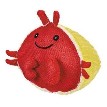 Grriggles Aquadudes Dog Toy - Hermit Crab-Grriggles Dog Toys-High Society Canine