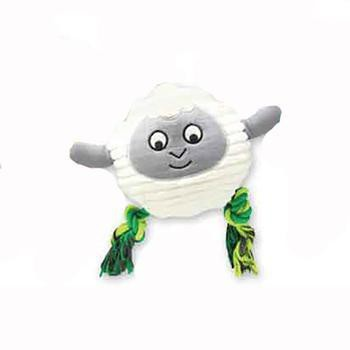Grriggles Free-Range Friends Dog Toy - Sheep-Grriggles Dog Toys-High Society Canine