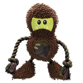 Grriggles Frontier Friends Dog Toy - Sasquatch-Grriggles Dog Toys-High Society Canine