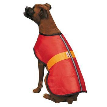 KONG NorEaster Dog Coat - Red