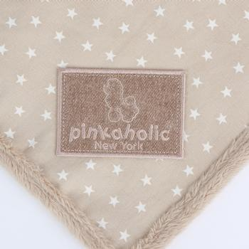 Luna Dog Blanket by Pinkaholic - Beige-Pinkaholic-High Society Canine