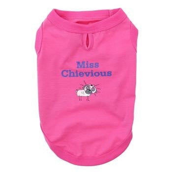 Miss Chevious Designer Dog Tank-Doggie Design-High Society Canine