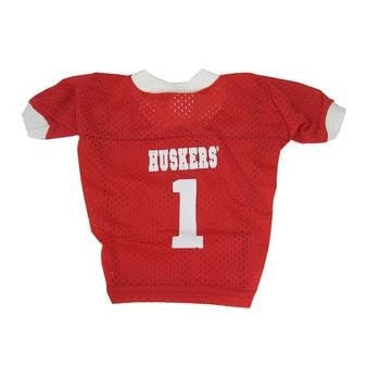 Nebraska Cornhuskers Dog Jersey-Hunter Manufacturing,NCAA Dogs-High Society Canine