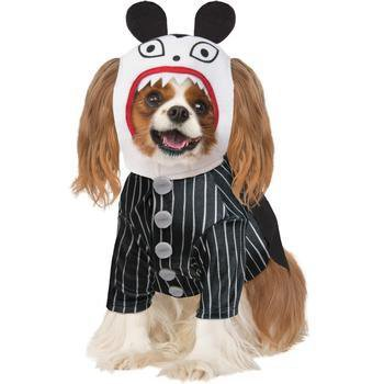 Nightmare Before Christmas Scary Teddy Dog Costume by Rubies