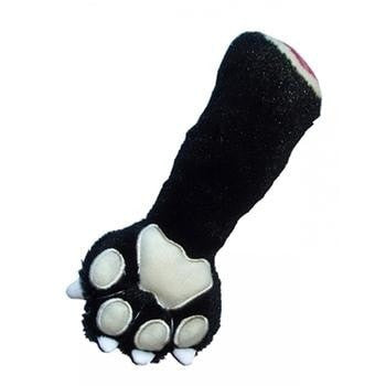 Panther Claw Plush Dog Toy by Hip Doggie-Hip Doggie-High Society Canine