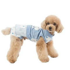 Pawsh Dog Dress by Pinkaholic - Blue