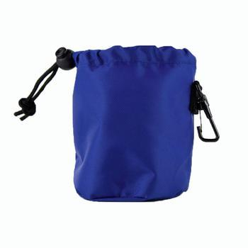 Push Pushi Dog Treat Bag - Royal Blue-Push Pushi-High Society Canine