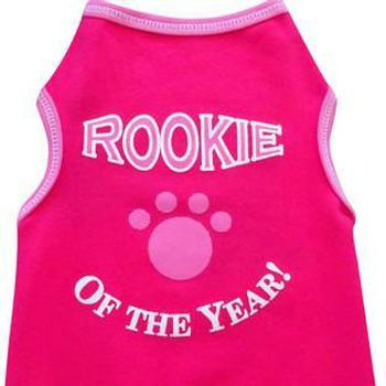 Rookie Of The Year Dog Tank - HPK-I See Spot-High Society Canine