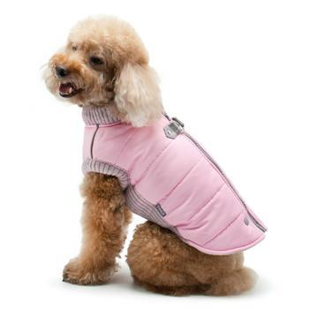 Runner Dog Coat by Dogo - Pink-DOGO-High Society Canine