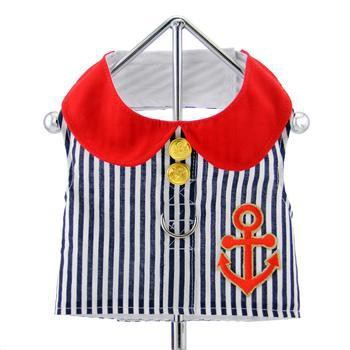 Sailor Boy Dog Harness Vest by Doggie Design-Doggie Design-High Society Canine