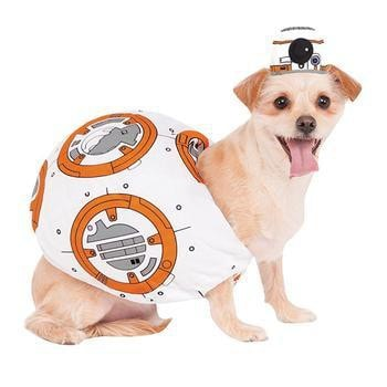 Star Wars BB8 Halloween Dog Costume-Rubies Costumes-High Society Canine