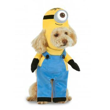Walking Minion Dog Costume - Stuart-Rubies Costumes-High Society Canine