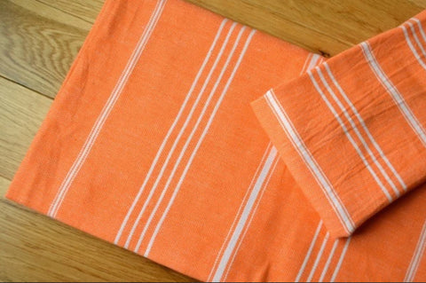 Fringeless Turkish Towels No Tassel