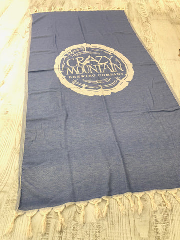 Custom Beach Towels