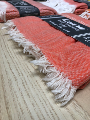 Turkish Towel Cotton Fringe