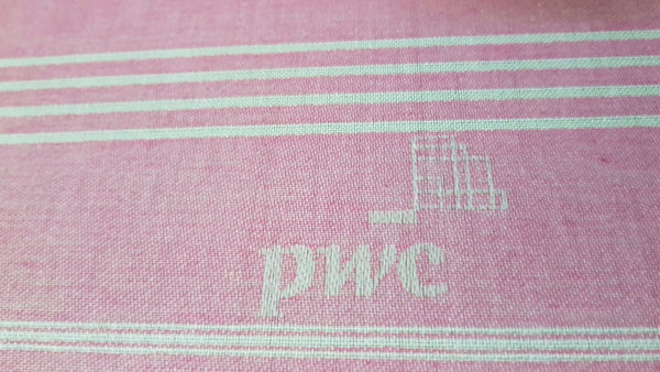 PWC jacquard weaving video