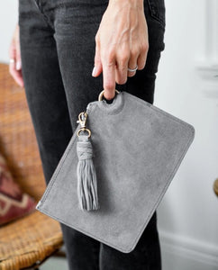 Accessories - Mer-Sea Suede Tassel<br>More Colors Available