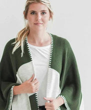 Clothing - Seville Whipstitch Travel Wrap
