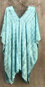 Clothing - Short Tie Dye Kaftan