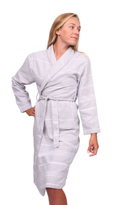 Essential Turkish Cotton Bath Robes