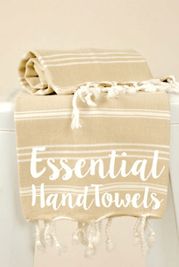 Hand Towel - Essential Hand Towels - Set Of 2