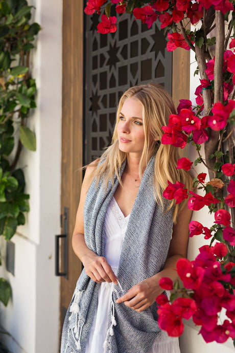 St. Tropez Bamboo / Cotton Turkish Towels