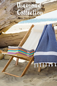 Towel - Diamond Weave Turkish Towels