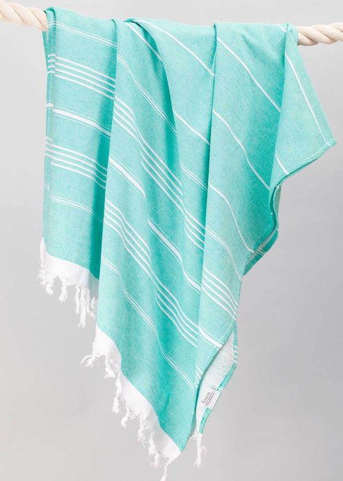Towel - Essential Terry Backed Turkish Towels
