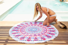 Towel - Round Beach Towels