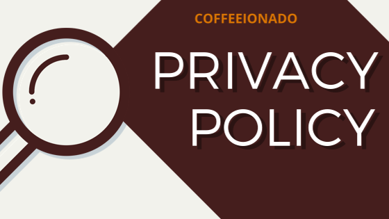 Coffeeionado Privacy Policy