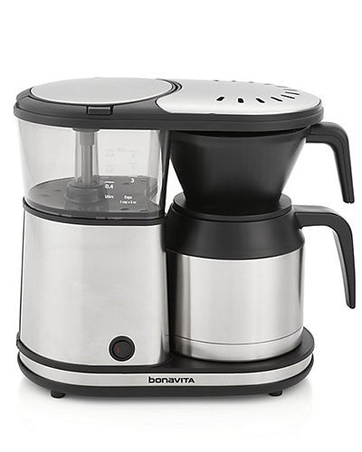 Bonavita 5 Cup Coffee Maker with Stainless Steel Thermal Carafe