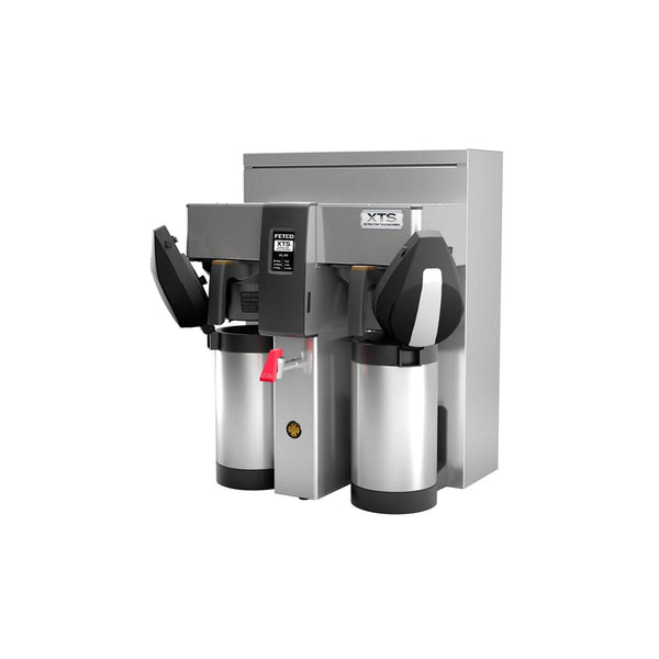 Twin Station XTS Airpot Coffee Brewer CBS-2132 by Fetco
