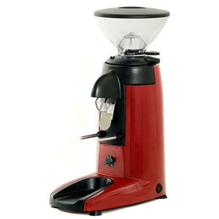 Compak K3 Touch Advanced Red Espresso Grinder - Coffeeionado