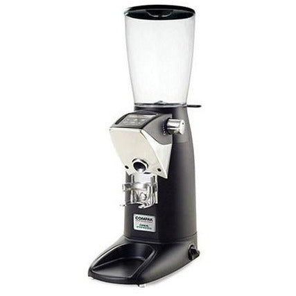 Compak F10 Fresh Black On Demand Grinder
