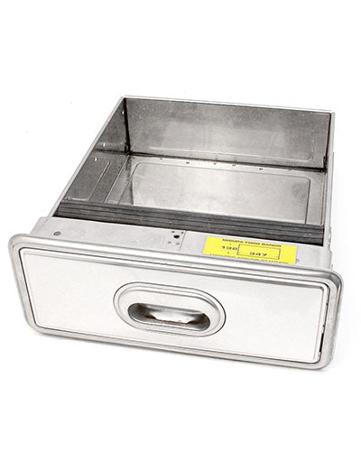 Stainless Steel Pull-out Knoxbox Drawer