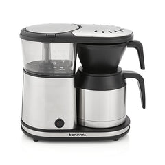 Bonavita 5 Cup Coffee Maker with Stainless Steel Thermal Carafe - Coffeeionado