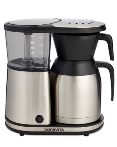 Bonavita 8 Cup Coffee Maker with Stainless Steel Thermal Carafe