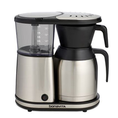 Bonavita 8 Cup Coffee Maker with Stainless Steel Thermal Carafe - Coffeeionado